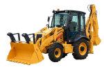 柳工CLG777A挖掘装载机
