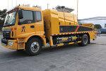 柳工HBC9018195E混凝土車載泵