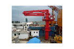 建研HGY32船载式混凝土布料机