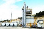 岳首LB1000标准型沥青混合料搅拌设备