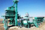 岳首LBY1500移动式沥青混合料搅拌设备