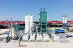 岳首LBM1500移动式沥青混合料搅拌设备