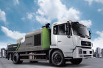 中聯重科ZLJ5180THBJE-10528R車載泵