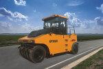 科泰KP306H轮胎压路机