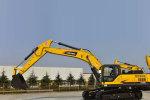 雷沃FR370E履带挖掘机