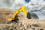 臨工E6500F履帶挖掘機