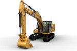 卡特彼勒新一代323液壓挖掘機