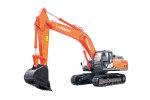 日立ZX360H-5A履帶挖掘機