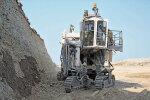 维特根2500 SM露天采矿机