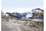 克磊镘MR 110 Z EVO 2 移动反击式破碎设备
