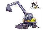 宝鼎BD95W-9A多功能轮式挖掘机