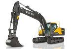 沃尔沃EC220E履带挖掘机