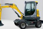 威克諾森EW65輪式挖掘機