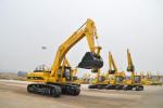 中联重科ZE520E/ZE520ESP液压挖掘机