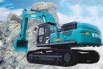 神钢SK495D-8履带挖掘机