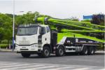 中联重科ZLJ5330THBJE 49X-6RZ泵车