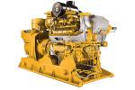 卡特彼勒CG132-8 燃气发电机 | 400 KW