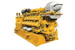 卡特彼勒CG170-16 (50/60 HZ) 燃气发电机