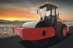 科泰KS225HDS-2全液压单钢轮压路机(沙漠王)