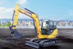 徐工XE60DA 履带式挖掘机