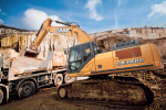 凯斯CX380C 履带挖掘机