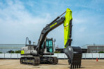 中聯重科ZE135E-10履帶式液壓挖掘機