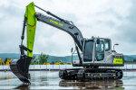 中聯重科ZE155E-10履帶式液壓挖掘機