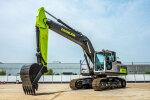 中聯重科ZE205E-10履帶式液壓挖掘機