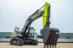 中联重科ZE485E-10履带式液压挖掘机
