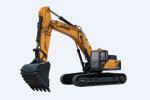 現代R485L VS履帶挖掘機