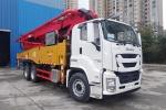 三一SYM5345THB 490C-8混凝土泵车