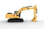 卡特彼勒Cat 320 GX液压挖掘机