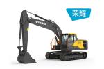 沃尔沃EC210挖掘机(荣耀版)