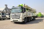 雷萨重机BJ5359THB-XF(L10 47米)泵车