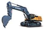 现代R850L-9VS超大型挖掘机