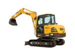 臨工E660F履帶挖掘機