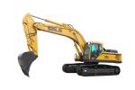 臨工E6360F履帶挖掘機