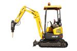 臨工ER616F履帶挖掘機