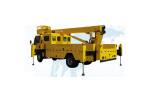 石煤机伸缩臂式高空作业车