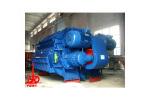 中國現代JS3000雙臥軸強制式混凝土攪拌機