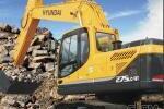 现代R275LC-9T履带挖掘机