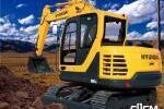 现代R80-9G履带式挖掘机