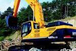 现代485LC-9履带挖掘机