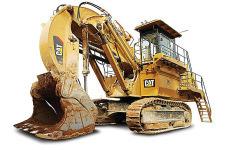卡特彼勒6018/6018 FS 礦用液壓挖掘機整機視圖12247
