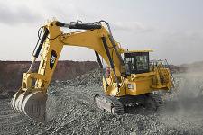 卡特彼勒6018/6018 FS 矿用液压挖掘机整机视图12250