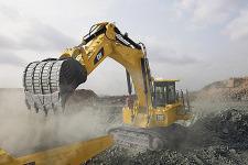 卡特彼勒6018/6018 FS 礦用液壓挖掘機整機視圖12252