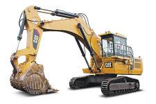 卡特彼勒6015/6015 FS礦用液壓挖掘機 整機視圖12253