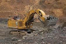 卡特彼勒6015/6015 FS礦用液壓挖掘機 整機視圖12256