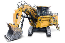卡特彼勒6030/6030 FS礦用液壓挖掘機 整機視圖12265
