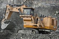 卡特彼勒6030/6030 FS礦用液壓挖掘機 整機視圖12266